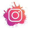 Instagram-logo-modern-paint-splash-social-media-png